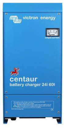 Akkulaturi Victron Energy Blue Power 60A 24V - Tehokkaat yli 10A laturit - 5002011960 - 1