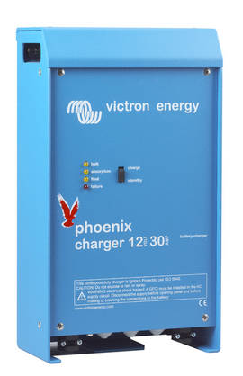 Akkulaturi Victron Energy Blue Power 30A 12V - Tehokkaat yli 10A laturit - 5002011800 - 1