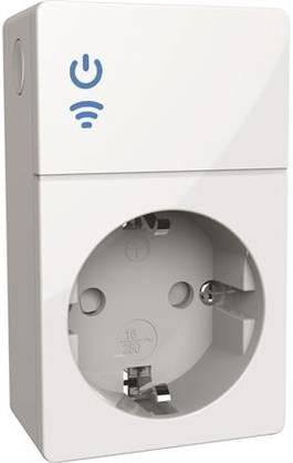 Etäohjattu Wi-Fi-pistorasia, Malmbergs - Langattomat kytkimet & säätimet - 50300010 - 1
