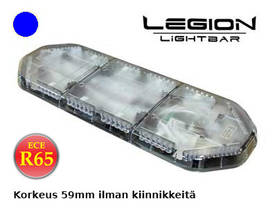 LED-majakkapaneeli 920mm Legion sininen - Led-majakkapaneelit - 4080220090 - 1