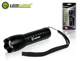 LED-taskulamppu 3W, Ledwise - Keskikokoiset taskulamput - 5010400120 - 1