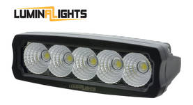 LED-työvalo 25W LuminaLights Slim - LED-työvalot alle 28W - 20201200600 - 1
