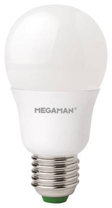 Megaman Basic Led M7ABJA A60 vakiokupuinen E27 led-lamppu 9,5W/828 4710019 - E27 led-lamput - 100300010 - 1