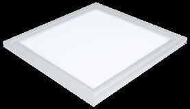 Led-paneelivalaisin Winled Eden 30x30, 18W, 3000K/4000K, 4142117 / 4142118 - Kulmikkaat led-paneelivalaisimet - 10402010 - 1