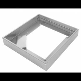 Kotimainen asennuskehys 300x300 led-paneelille - Led-paneelien asennustarvikkeet - 10403001 - 1