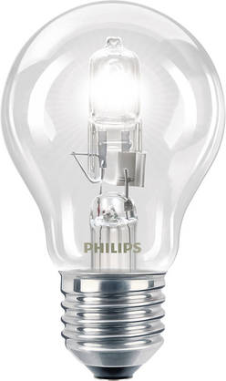 Philips halogeenilamppu EcoClassic E27 A55 28W 42W 53W - E27 halogeenilamput - 120200001 - 1