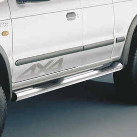 Helmaputket asimilla 80mm, RST Ford Ranger Pick-Up vm.99-06 - Ford - 15070300001 - 1