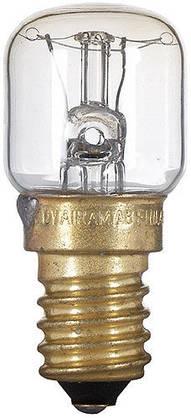Airam kodinkonelamppu E14 15W uunilamppu jääkaappilamppu - Jääkaapit & pakastimet - 180101001 - 1