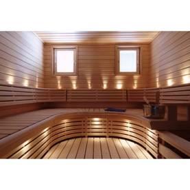 Led-saunavalosarja - Led-valosarjat saunaan - 11001001 - 1