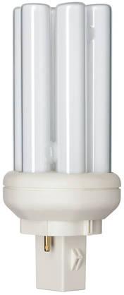 Philips Master PL-T 2P GX24d-1 pienoisloistelamppu pistokantaloistelamppu 13W/830 - GX24d-1 loistelamput - 130401001 - 1