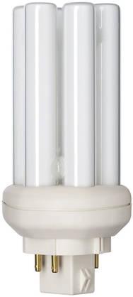 Philips Master PL-T 4P GX24q-1 pienoisloistelamppu pistokantaloistelamppu 13W/830 - GX24q-1 loistelamput - 130501001 - 1
