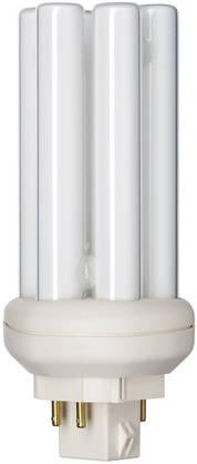 Philips Master PL-T 4P GX24q-2 pienoisloistelamppu pistokantaloistelamppu 18W 830 840 - GX24q-2 loistelamput - 130502001 - 1