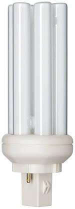 Philips Master PL-T 2P GX24d-3 pienoisloistelamppu pistokantaloistelamppu 26W 830 840 - GX24d-3 loistelamput - 130403001 - 1