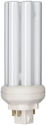 Philips Master PL-T 4P GX24q-3 pienoisloistelamppu pistokantaloistelamppu 26W 830 840 - GX24q-3 loistelamput - 130503001 - 1