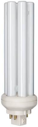 Philips Master PL-T 4P GX24q-4 pienoisloistelamppu pistokantaloistelamppu 42W 830 840 - GX24q-4 loistelamput - 130504001 - 1