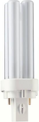 Philips PL-C G24d-1 pienoisloistelamppu pistokantaloistelamppu 10W 827 830 - G24d-1 loistelamput - 130201001 - 1