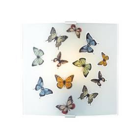 Markslöjd Butterfly seinävalaisin perhoskuviolla lastenhuoneeseen 105435 7330024542655 - Lasten seinävalaisimet - 30902001 - 1