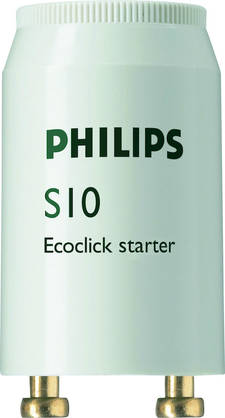 Philips sytytin Ecoclick S10 4-65W - Loisteputkien sytyttimet - 140300001 - 1