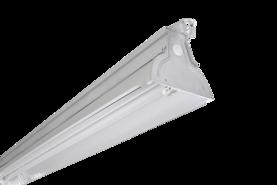 Glamox GIR T8 258HF IP23 avoin teollisuusvalaisin 4346651 - Loistevalaisimet - 11402001 - 1