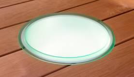 Cariitti IB320 valaiseva saunakiulu - Muut saunavalaisimet - 11005001 - 1