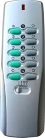 Johdoton KLO-100 Kaukosäädin - Ohjaimet (Lähettimet) - 50101002 - 1