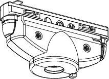 Global Trac 1-piirikosketinkiskoadapteri GB67-3 - Lisäosat ja tarvikkeet - 10703002 - 1