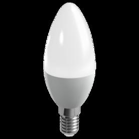 Tehokas led-kynttilälamppu E14 5W 350lm - E14 led-lamput - 100200002 - 1