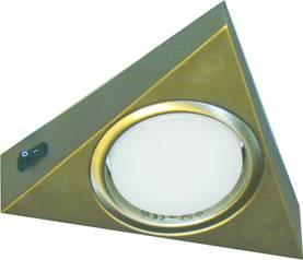 Rinaldo alasvalo CT-3720 kolmio GX53 5W led-polttimolla - 230V Alasvalot - 10102003 - 1