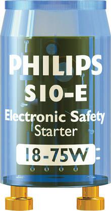 Philips S10E elektroninen sytytin 18-75W Electronic safety starter - Loisteputkien sytyttimet - 140300003 - 1