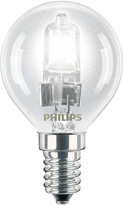 Philips EcoClassic E14 halogeenilamppu P45 18W 28W - E14 halogeenilamput - 120100003 - 1