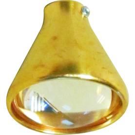 Rinaldo kiuaslinssi Ø3-4mm lasikuiduille - Kalusteet ja linssit valokuiduille - 11003003 - 1