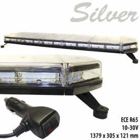 LED-majakkapaneeli 1400mm R65 Silver - Led-majakkapaneelit - 4080220443 - 1