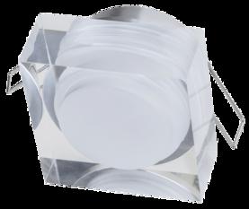 Helmi lasikuutio 4W led-alasvalo, Winled, 3000K/4000K, 4141932, 4142027 - Led-alasvalot - 10101133 - 1