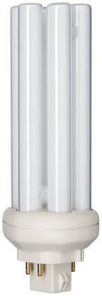 Philips Master PL-T 4P GX24q-3 pienoisloistelamppu pistokantaloistelamppu 32W 830 840 - GX24q-3 loistelamput - 130503003 - 1
