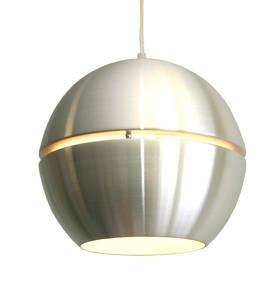 Riippuvalaisin Virvatuli Dundee, alumiini - Riippuvalaisimet - 30101283 - 1