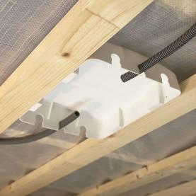 Suojakupu / asennuskotelo alasvaloille Hide-a-Lite Spot guard GLES - Alasvalotarvikkeet - 10104003 - 1
