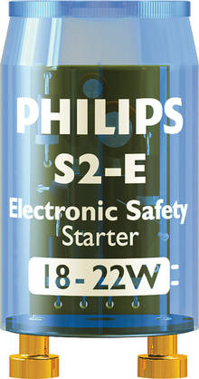 Philips S2E elektroninen sytytin 18-22W Electronic safety starte - Loisteputkien sytyttimet - 140300004 - 1