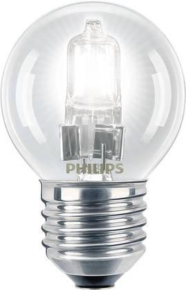 Philips halogeenilamppu EcoClassic E27 P45 18W 28W - E27 halogeenilamput - 120200004 - 1