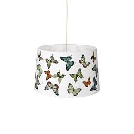 Markslöjd Butterfly kattovalaisin lastenhuoneeseen perhoskuvio 105436 7330024542662 - Lasten kattovalaisimet - 30901004 - 1