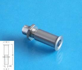 Seled päätelinssi 3mm valokuidulle - Tarvikkeet ja osat - 10603004 - 1