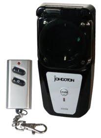 Johdoton PKOU-3500 pistorasiakytkin ulkokäyttöön - Vastaanottimet 230V - 50102004 - 1