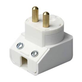 ABB valaisinpistotulppa 0-lk, 2-napainen AKTV2P - Valaisinpistotulpat ym. - 60803004 - 1