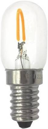 Filamentti Led-lamppu E14 mini 1W, Malmbergs - E14 led-lamput - 100200015 - 1