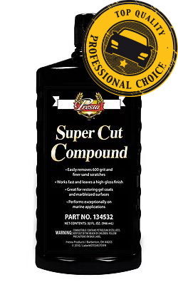 Hiuonta-aine Super Cut Compound 946ml, Presta - Hionta-aineet - 7202000255 - 0