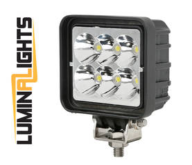 LED-työvalo 18W LuminaLights Mini - LED-työvalot alle 28W - 2020120015 - 2