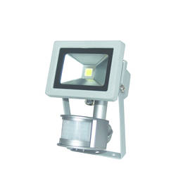 Opal Brilliant led-valonheitin PIR liiketunnistimella tunnistinvalaisin 10W 700 lm ASD409 - Valonheittimet liiketunnistimella - 20802005 - 1