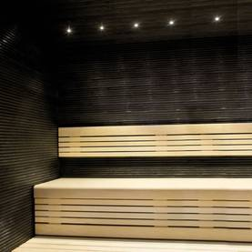 Saas Instruments Highline Sauna led-valosetti 6 x 3W - Led-valosarjat saunaan - 11001005 - 1