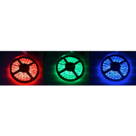 RGB led-nauha IP20 - Kuivan tilan led-nauhat - 10201005 - 1
