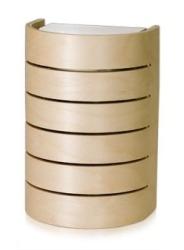 Ketonen Raita RK E27 40W saunavalaisin - Muut saunavalaisimet - 11005005 - 1