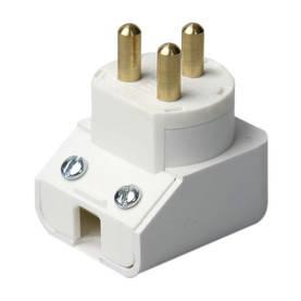 ABB valaisinpistotulppa kruunu 0-lk, 3-napainen AKTV3P - Valaisinpistotulpat ym. - 60803005 - 1
